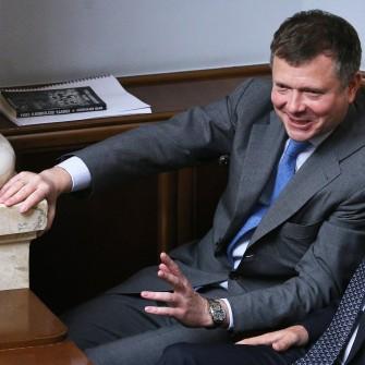 Фонд гарантирования не смог достать Константина Жеваго в Лондоне по делу на $500 млн. Сам бизнесмен переехал в Дубай /Фото УНИАН