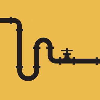 Суд заарештував частину нафтопродуктопроводу «Самара – Західний напрямок». Об'єкт пов'язують із Медведчуком /Фото Shutterstock