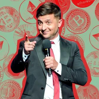 Легализация криптовалют откладывается. Почему Зеленский вернул депутатам закон о виртуальных активах /Фото Shutterstock