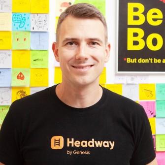 «Книжковий концентрат». Компанія Headway продає книжкові конспекти за мільйони доларів. Як влаштований новий хіт стартап-фабрики Genesis /Фото Ярослав Дебелий