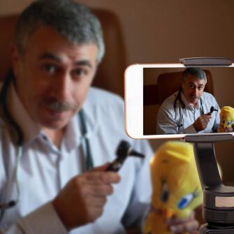 Мільйони Комаровського. Як найвідоміший лікар України намагається заробити на інфлуенсерстві /Фото з особистого архіву