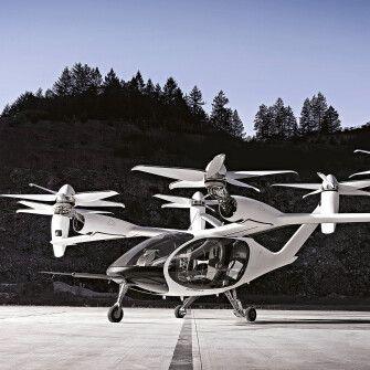 Разработчик аэротакси Joby Aviation выйдет на биржу с оценкой $6,6 млрд /Фото Trevor Jolin