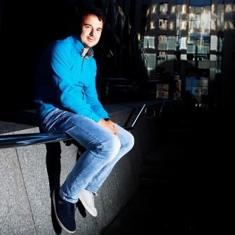 Творець екосистем. Денис Довгополий роками учив робити українські стартапи. Чи виходить у нього будувати свій /Фото Ярослав Дебелий