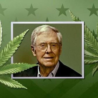 Миллиардер Чарльз Кох тратит десятки миллионов на борьбу за легализацию каннабиса. Зачем это ему