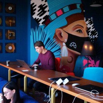Після цунамі. Як коворкінги шукають шлях до спасіння та змінюють бізнес-моделі /Фото Анна Наконечна