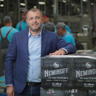 Не знижувати градус. Як Nemiroff вдалося стати брендом №1 за швидкістю темпів зростання під час кризи