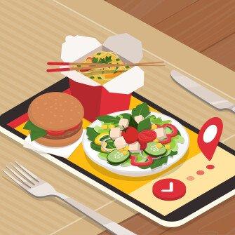 Dark kitchen помогает создать foodtech гиганта из сервиса доставки. Но имеет свои недостатки /Фото Иллюстрация Getty Images