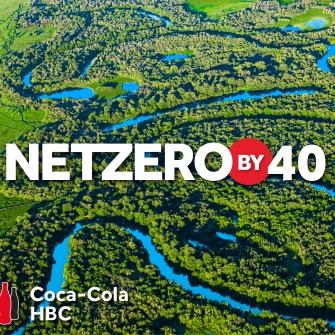 Як Coca-Cola HBC планує стати вуглецево-нейтральною компанією до 2040 року