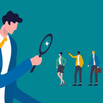Если в компанию нужно найти топменеджера, метод topgrading поможет не ошибиться в кандидате /Фото Shutterstock