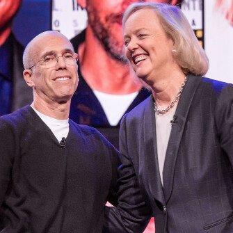 Дві легенди бізнесу поставили на кін $1,8 млрд, запустивши стрімінговий сервіс для смартфонів. Історія стартапа Quibi /Фото Getty Images