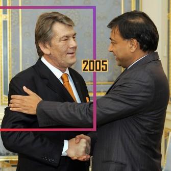 2005 рік. Гра з від'ємною сумою | Історія українського бізнесу /Фото Getty Images
