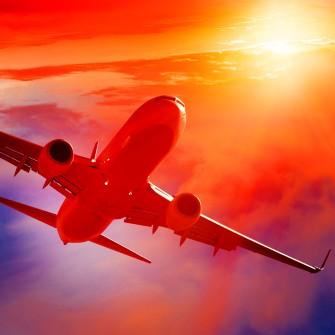 Дешевые внутренние рейсы по Украине от WizzAir и Ryanair. Почему украинские авиакомпании против открытого неба с ЕС в текущем виде /Фото Shutterstock