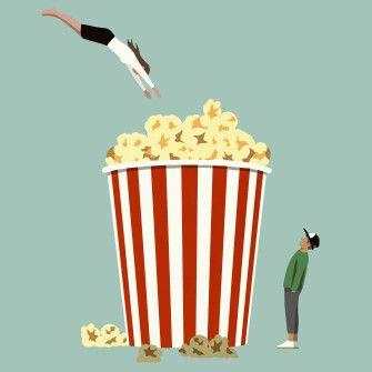 Украинские бренды заметили украинское кино. Сколько стоит product placement в отечественных фильмах /Фото Getty Images