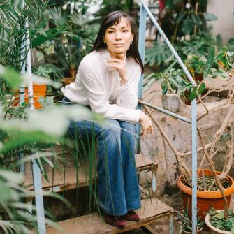 Наверху пищевой цепочки. Альбина Антоненкова выращивает хищных жуков.Как для завоевания рынка она построила хищный отдел продаж /Фото из личного архива