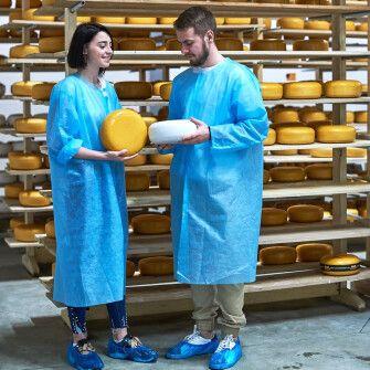 Здесь варят сыр. Как на местном патриотизме и альпийских козах создать конкурента французским и голландским брендам /Фото Мукко