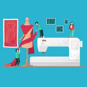 Пандемія перекроїла fashion-індустрію в Україні та світі. Куди варто вкласти гроші, щоб заробити /Фото Shutterstock