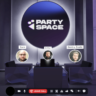 Стартап Party.Space хочет делать метавселенные для виртуальных встреч. Зачем ему $1 млн от TAVentures и других фондов /Фото из личного архива