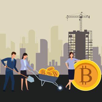 Яку нерухомість можна купити у Києві за одну криптомонету /Фото Freepik