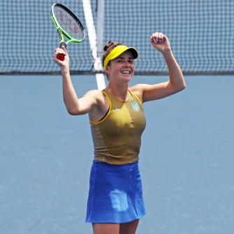 «Путь борьбы в моей жизни с самого детства». Блиц-интервью теннисистки Элины Свитолиной, которая пишет историю на Олимпиаде в Токио /Фото Getty Images