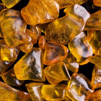Янтарный бизнес отпугивает инвесторов из-за черного рынка. Сколько на нем можно заработать легально? /Фото Getty Images