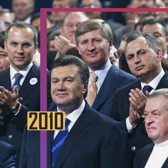 2010 год. Многообещающее начало   История украинского бизнеса /Фото Ярослав Дебелый