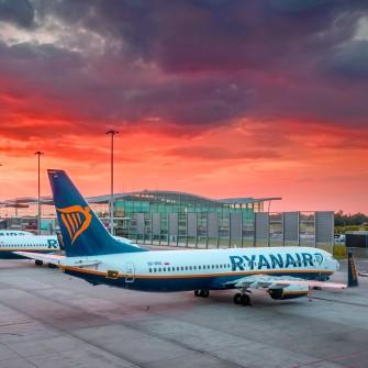 Открытое небо. Ryanair обещает агрессивную экспансию в Украине в ближайшее время. Насколько это серьезно /Фото Shutterstock