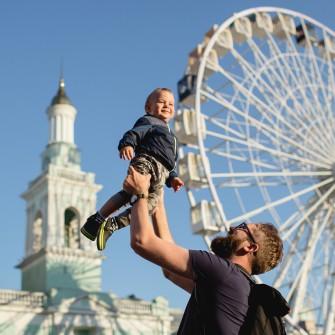 Віра і діти. Чому частка багатодітних родин у різних регіонах України відрізняється у десятки разів /Фото Getty Images