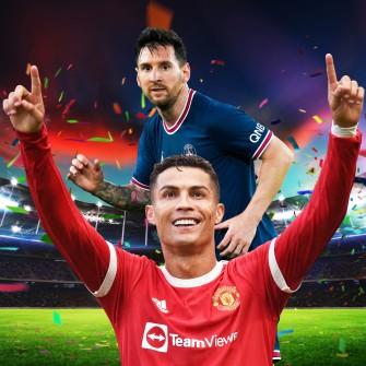 10 найбільш високооплачуваних футболістів 2021 року: Кріштіану Роналду посунув з першого місця Ліонеля Мессі /Фото Getty Images/Shutterstock