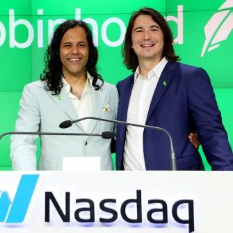 Несмотря на проблемное IPO, оба основателя Robinhood теперь мультимиллиардеры /Фото Getty Images