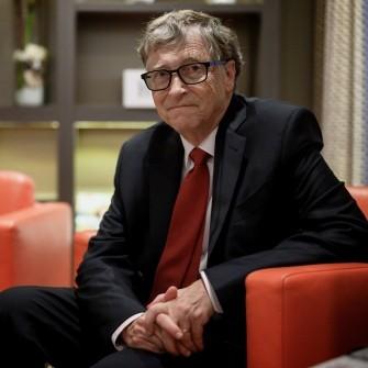 П'ять стартапів для порятунку планети, в які інвестували Білл Ґейтс, Джефф Безос, Джек Ма та ще 22 мільярдери /Фото Jeff Pachoud/AFP/Getty Images