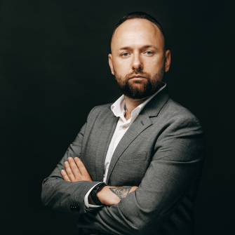 Разглядеть перспективу. Как Вадим Щичко за два года вырастил сеть магазинов оптики из более чем 140 магазинов /Фото Лена Шунькина для Forbes Украина