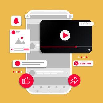 С июня 2021 года Google вводит новые налоги. Сколько будут платить украинские YouTube-блогеры /Фото Freepik