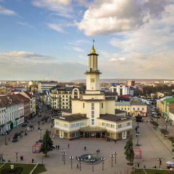 Ивано-Франковск /Фото Freepik