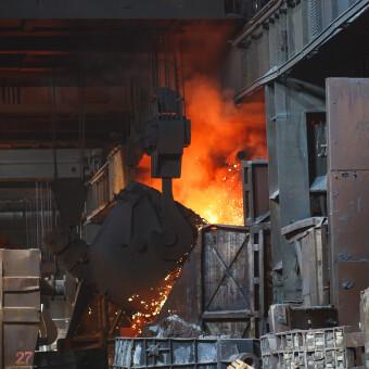 Нікопольський завод феросплавів /Фото Freepik