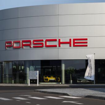 Porsche /Фото Getty Images