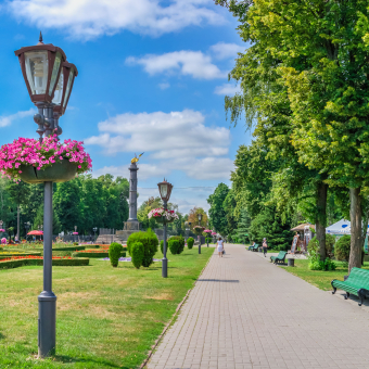 Полтава /Фото Shutterstock