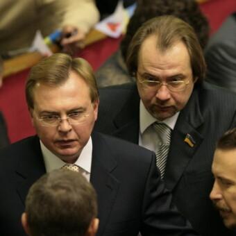Сергій і Олександр Буряки