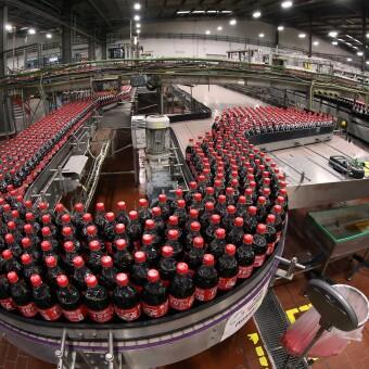 Coca-Cola HBC Ukraine /Фото УНИАН