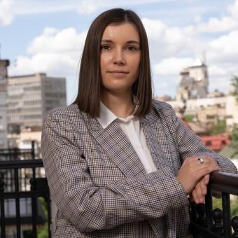Анна Апостол /Фото Александр Чекменев