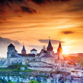 Кам'янець-Подільський /Фото Shutterstock