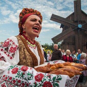 Сорочинская ярмарка /Фото УНИАН