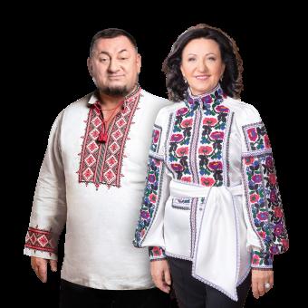 Олександр і Галина Гереги /Фото DR