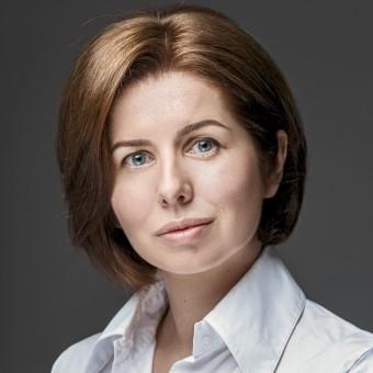 Катерина Костерева /Фото Terrasoft Ukraine
