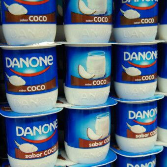 Danone /Фото Getty Images