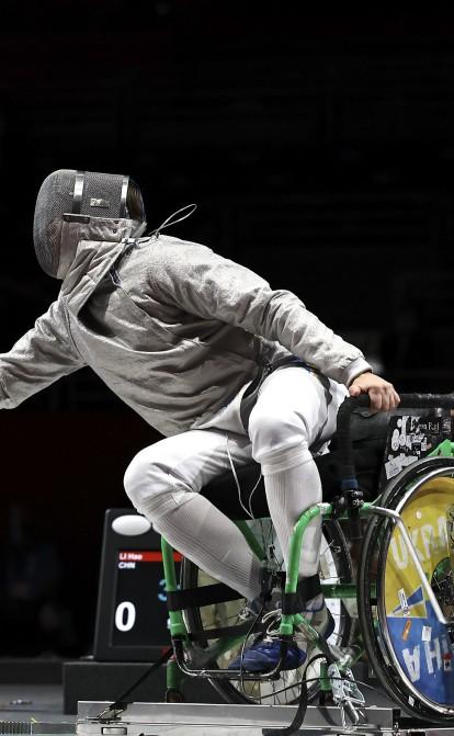 Паралимпийская сборная Украины стала шестой в общем зачете и привезла медалей на $8,2 млн. Можно ли говорить, что они успешнее коллег-олимпийцев /Фото Getty Images