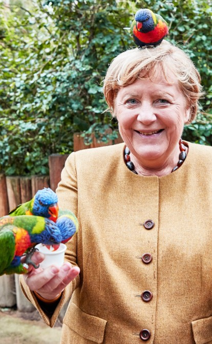 Німеччина після Меркель. Чи зблизиться новий канцлер з Росією і що чекає Україну /Фото Getty Images