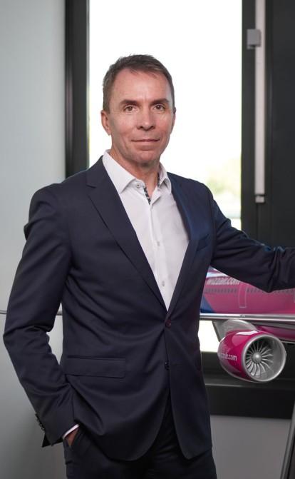 «Ми в руках урядів». Засновник Wizz Air Йожеф Вараді про найскладніший рік для авіаіндустрії