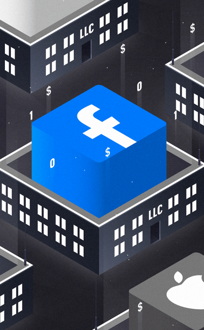 Темна сторона даних. Як Amazon, Facebook, Google і Microsoft таємно отримали $800 млн податкових знижок для дата-центрів