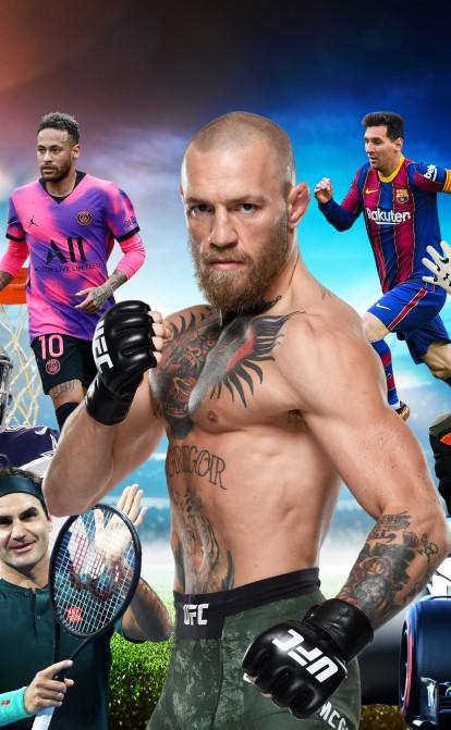 10 найбільш високооплачуваних спортсменів світу /Фото Ілюстрація Getty Images / Shutterstock