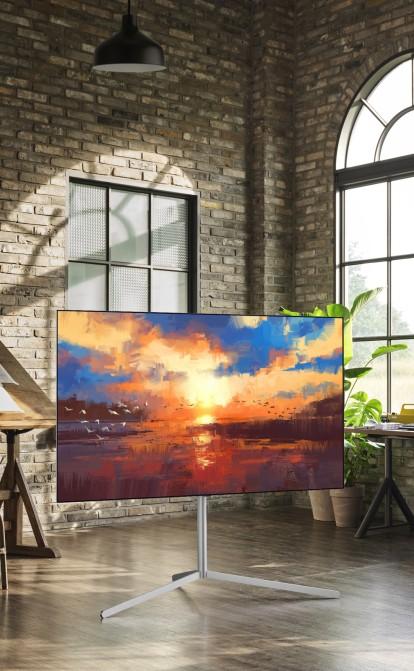 LG дивує технологіями майбутнього й захоплює враженнями з новими OLED TV 2021